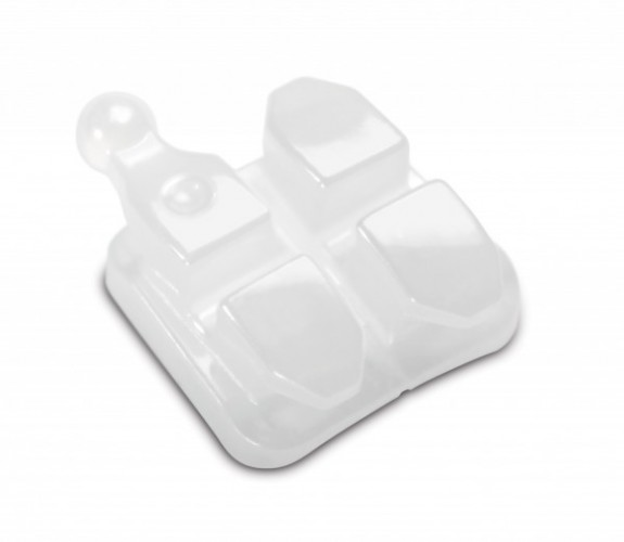 Clarity™ ADVANCED Ceramic brackets 5X5-pack of 3