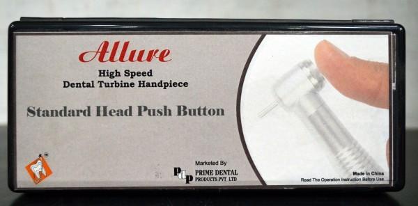ALLURE STANDARD HEAD PUSH BUTTON