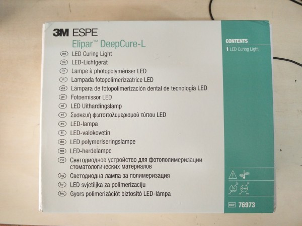 3M ESPE ELIPAR DEEPCURE L