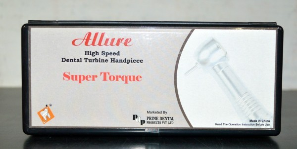 ALLURE SUPER TORQUE HAND PIECE