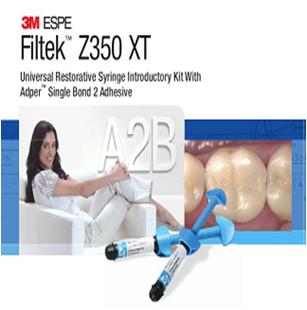 Filtek™ Z350XT Nano Composite 4- Syringe Kit