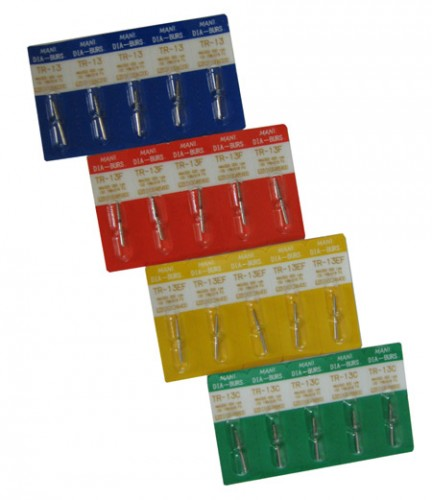 MANI DIA.BURS (CD SERIES) MOQ- 5 packs any shape