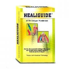HEALIGUIDE - GTR MEMBRANES (GUIDED TISSUE REGENERATION) 20x30 mm