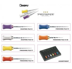 Dentsply Hand Protapers