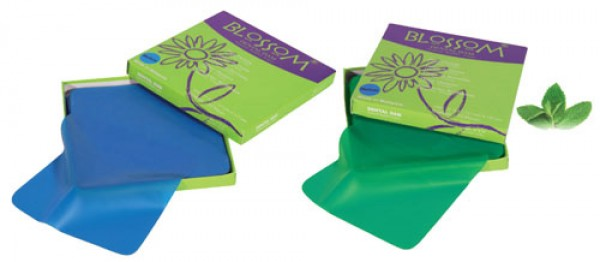 Blossom Rubber Dam Sheet- Mint Flavor