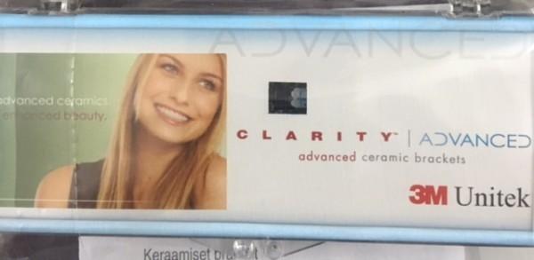Clarity Advance MBT 018 5x5 - 1 kit
