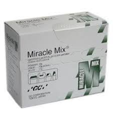 MIRACLE MIX GLASS IONOMER CEMENT COMPLETE KIT