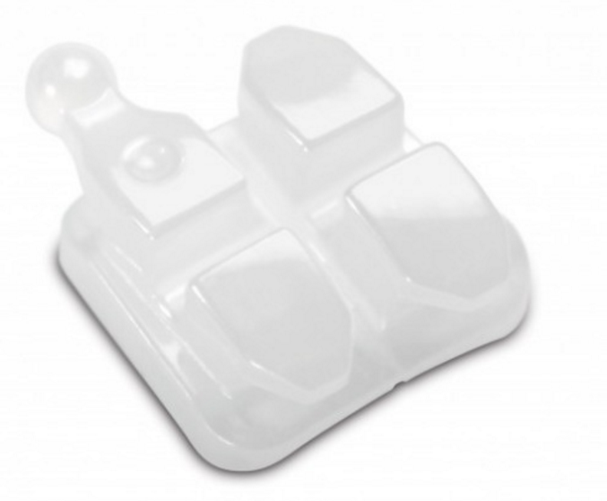 Clarity™ ADVANCED Ceramic brackets 5X5 (006-110)