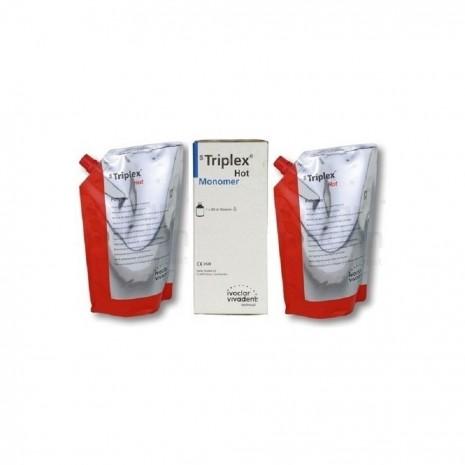 SR Triplex Hot Standard Kit pink-V