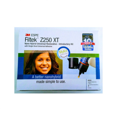 Filtek Z250XT Kit(4 Syringes+3ml SBU)
