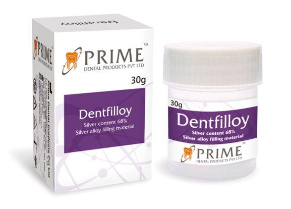 PRIME DENTAL DENTFILLOY 68% - 30GM