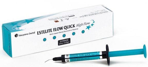TOKUYAMA ESTELITE FLOW QUICK HIGH FLOW SYRINGE - MINI Syringe