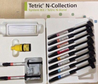IVOCLAR VIVADENT TETRIC N-COLLECTION SYSTEM KIT/N-BOND